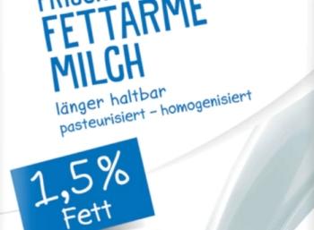 Rückruf: Reinigungsmittel in Rewe-Milch gefunden
