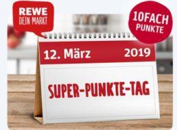 Rewe: Zehnfach Payback-Punkte am Dienstag vor Ort & Lieferservice