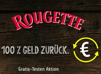 Gratis: Rougette-Käseschlemmerei via Cashback zum Nulltarif testen