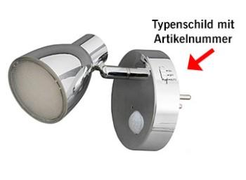 Stromschlag: Lidl ruft LED-Spot mit Bewegungsmelder zurück