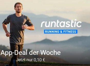 """Google Play: """"Runtastic Pro Laufen & Fitness"""" für nur 10 Cent"""