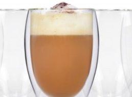 Bluespoon: 6 Doppelwandige Cappuccino-Gläser von Sänger für 14,99 Euro