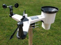 Test: Sainlogic Professionelle WLAN Funk Wetterstation für 89,99 Euro