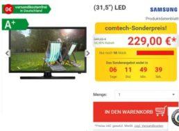 Monitor-TV-Kombi: Samsung T32E310EW für 229 Euro frei Haus