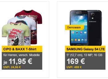 Samsung Galaxy S4 als Demoware für 169 Euro frei Haus