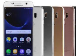 Ebay: Samsung Galaxy S7 als B-Ware für 129,90 Euro