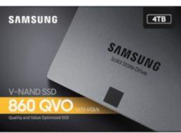Ebay: Samsung-SSD mit vier TBYte für 419,90 Euro frei Haus