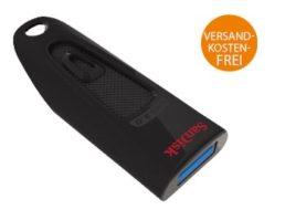 Saturn: Sandisk USB-Stick mit 32 GByte für 9,99 Euro frei Haus