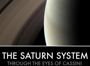 Gratis: NASA-eBook zum Planeten Saturn mit Cassini-Bildern für 0 Euro