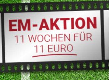 Save.TV: Elf Wochen Online-Videorekorder für elf Euro