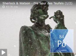 """Gratis: 80 Minuten Hörspiel """"Sherlock & Watson – Die Spur des Teufels"""""""