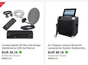 Ebay: B-Ware von Smallbug ab 16,18 Euro frei Haus