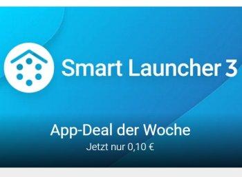App-Deal: Smartlauncher Pro 3 für zehn Cent bei Google Play
