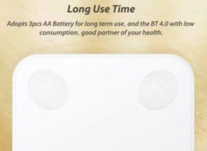 Ebay: Smarte Körperwaage von Xiaomi für 26,99 Euro frei Haus