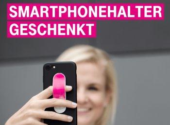Gratis: Smartphonehalterung zum Nulltarif frei Haus via Telekom-Megadeal