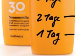 Test: Sonnenschutzmittel von dm und Aldi sind die besten