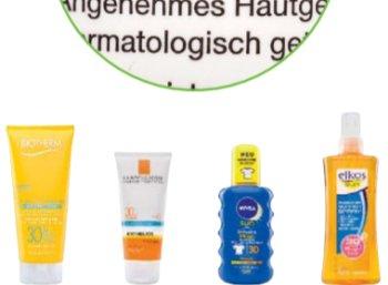 Test: Discounter-Sonnenschutzmittel siegen über teure Markenware
