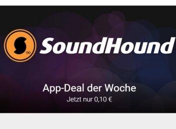 """App-Deal: """"Sound Hound"""" für zehn Cent statt sechs Dollar"""