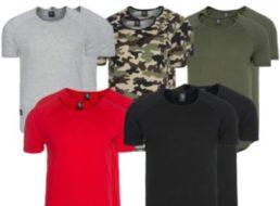 Spartans History: T-Shirts im Doppelpack für 14,99 Euro frei Haus via Ebay