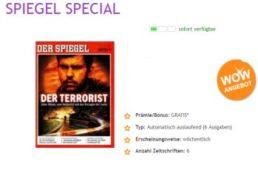 """""""Der Spiegel"""": 6 Ausgaben mit automatischem Abo-Ende für 3,95 Euro"""