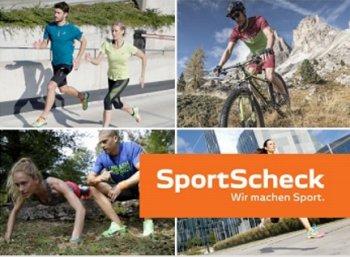 Sportscheck: Gratis-Versand ab 50 Euro Warenwert für zwei Wochen