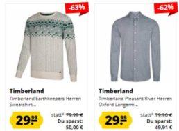 Timberland: Sale bei Sportspar mit Markenartikeln ab 4,99 Euro
