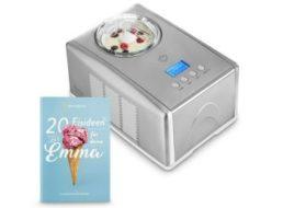 Ebay: Eismaschine mit guten Bewertungen zum Bestpreis von 175 Euro