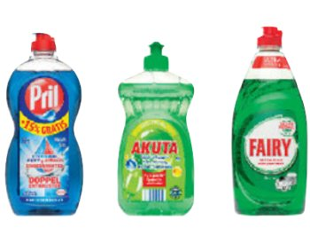 Spülmittel-Test: Discounter-Produkt schlägt teure Markenware