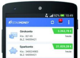 Gratis: Starmoney-App als Vollversion komplett kostenlos