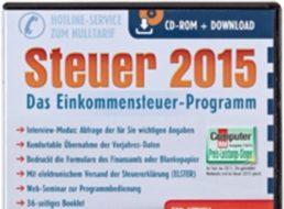 """Aldi-Süd: CD-ROM """"Steuer 2015"""" für 4,99 Euro sowie weitere Büro-Artikel"""