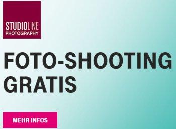 Gratis: Fotoshooting für Telekom-Kunden bei Studioline