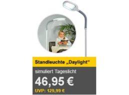 Allyouneed: Tageslichtstandleuchte Daylight für 46,95 Euro frei Haus
