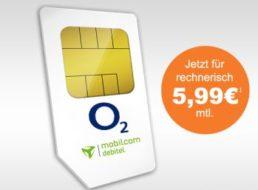 Talkline: Allnet-Flat mit Internet-Flat für 5,99 Euro im Monat