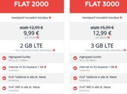 Tarifhaus: LTE-Datenflat mit Allnet- & SMS-Flat inkl. Chip für 9,99 Euro