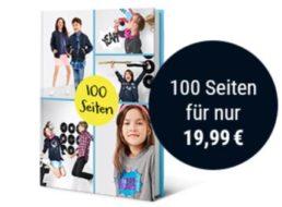 Tchibo: Hardcover-Fotobuch mit 100 Seiten für 24,98 Euro samt Versand