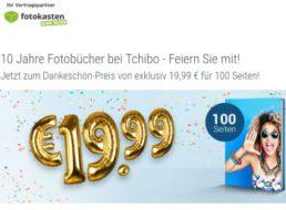 Tchibo: Hardcover-Fotobuch mit 100 Seiten für 24,94 Euro