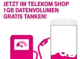 Gratis: GByte-Datenvolumen im Telekom-Shop für Magentamobil-Nutzer