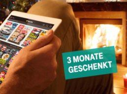 "Telekom: Drei Monate Zeitschriften-Flatrate ""Readly"" komplett gratis"