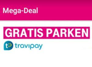 Gratis: Parkguthaben von fünf Euro via Travipay für Telekom-Kunden