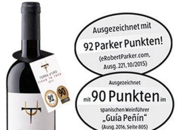 Aldi-Süd: Parker-Weine mit bis zu 92 Punkten für 6,99 Euro
