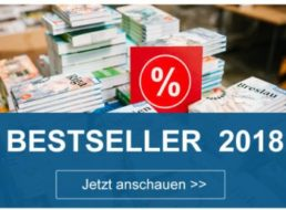 Terrashop: Top-Bestseller 2018 jetzt zu Preisen ab 99 Cent zu haben