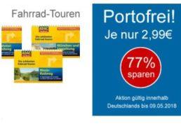 Terrashop: Fahrrad-Tourenbücher vom ADAC für 2,99 Euro frei Haus
