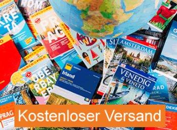 Terrashop: Reiseführer, Wanderkarten und mehr ab 1,99 Euro frei Haus