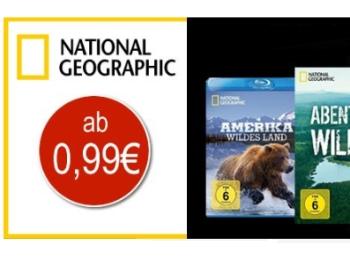 """""""National Geographic"""": Blu-rays und DVDs bei Terrashop für je 99 Cent"""