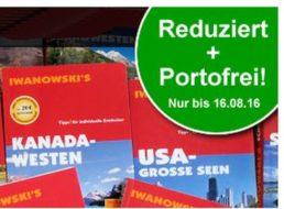 Terrashop: Iwanwoski-Reiseführer ab 3,99 Euro frei Haus – nur heute
