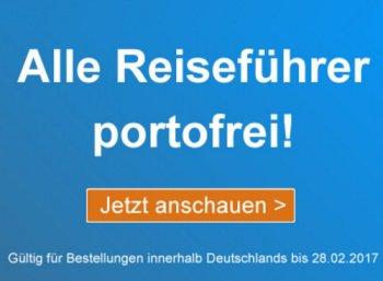 Terrashop: Über 500 Reiseführer ab 1,99 Euro frei Haus