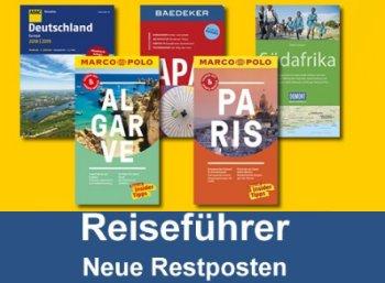 Terrashop: Reiseführer-Restposten ab 2,99 Euro frei Haus