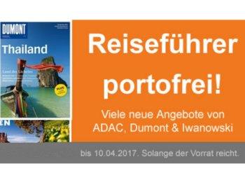 Terrashop: Reiseführer ab 1,99 Euro mit Gratis-Versand