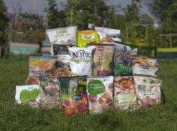 Gemüsechips: Discounterartikel im Mittelfeld, vier Produkte mit Schadstoffen