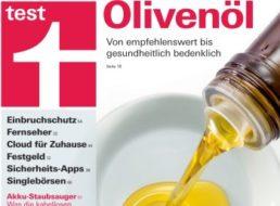 Olivenöl-Test: Lidl landet auf dem dritten Platz